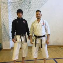 Tatsuya Naka e Bottoli Emanuele